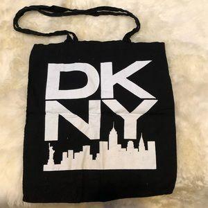 DKNY canvas bag